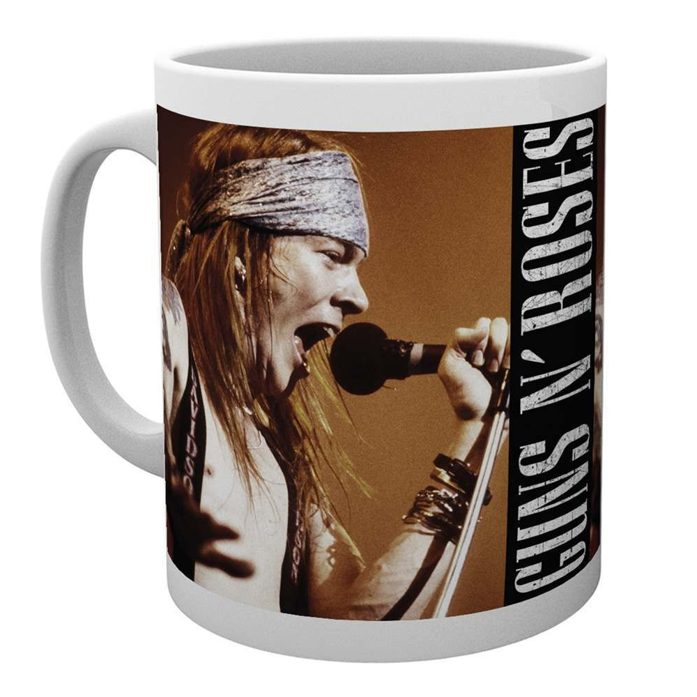Guns N Roses - Axel (White Mug)