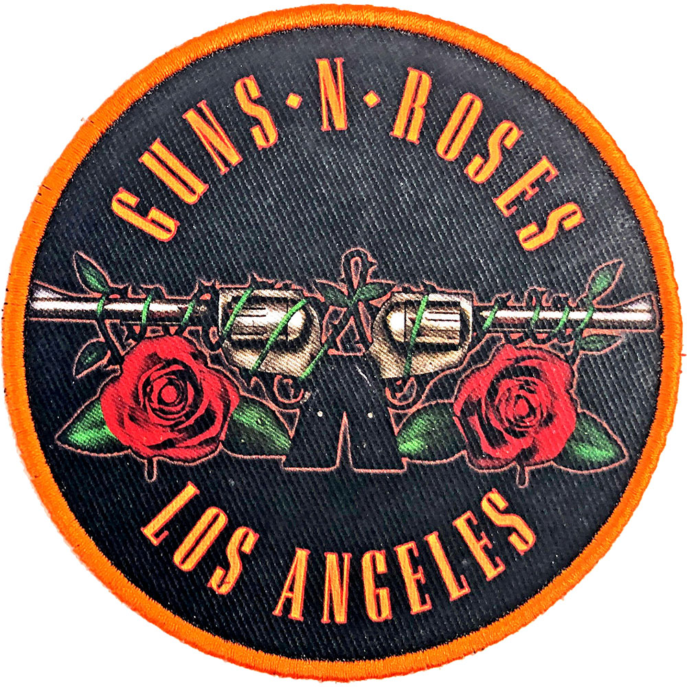 Guns N Roses - Los Angeles Orange