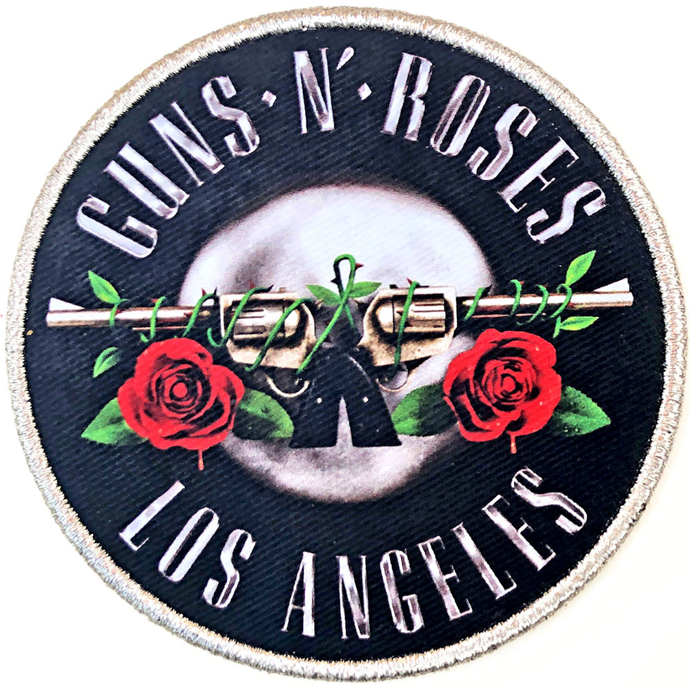 Guns N Roses - Los Angeles Silver