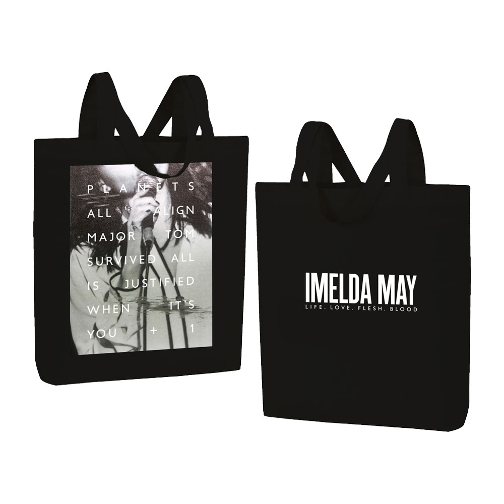 Imelda May - Tote Bag (Black)