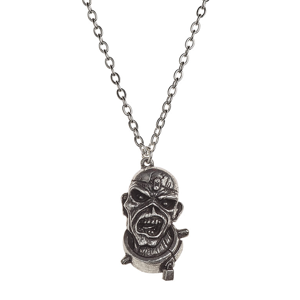 Iron Maiden - Piece Of Mind Pendant