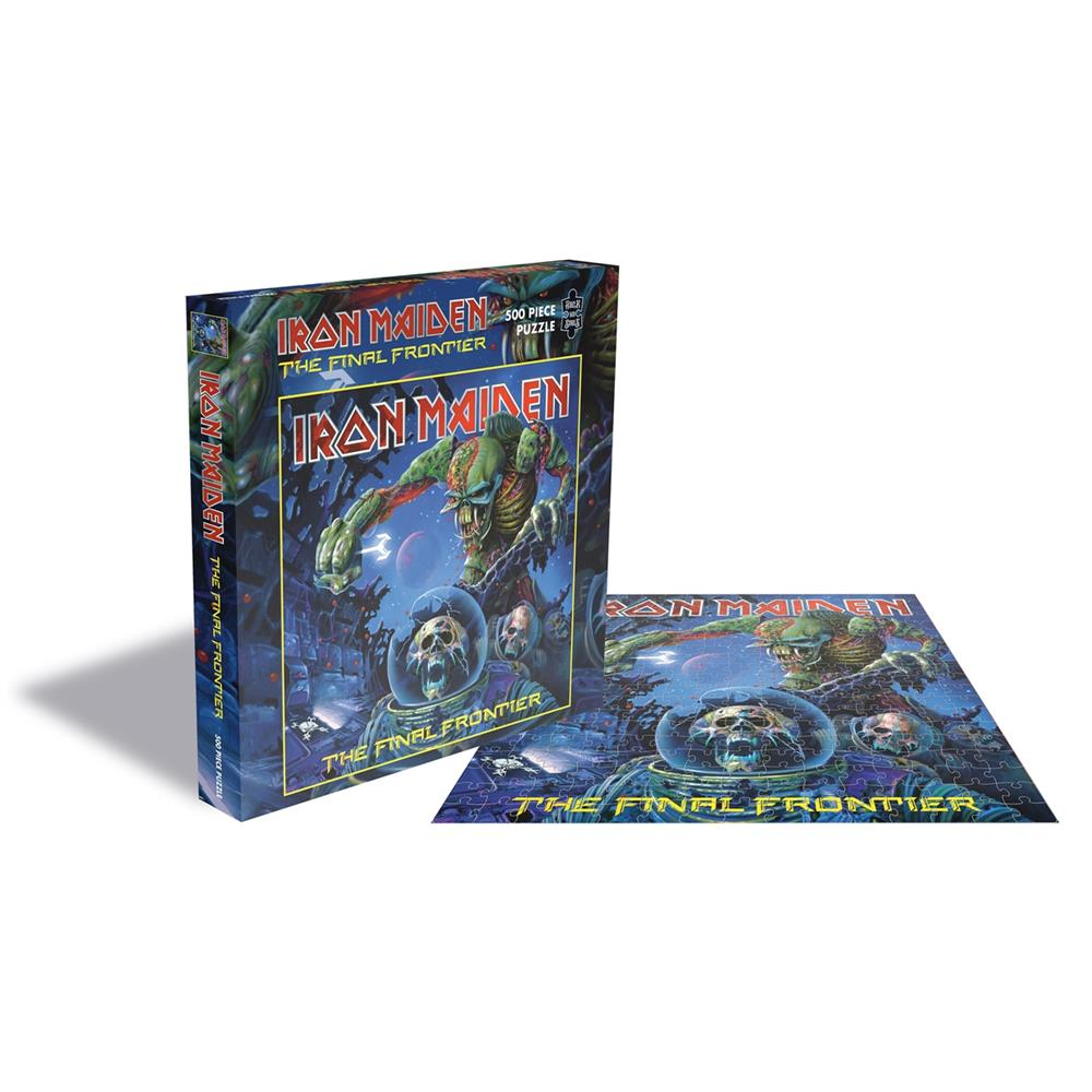 Iron Maiden - The Final Frontier (500 Piece Puzzle)