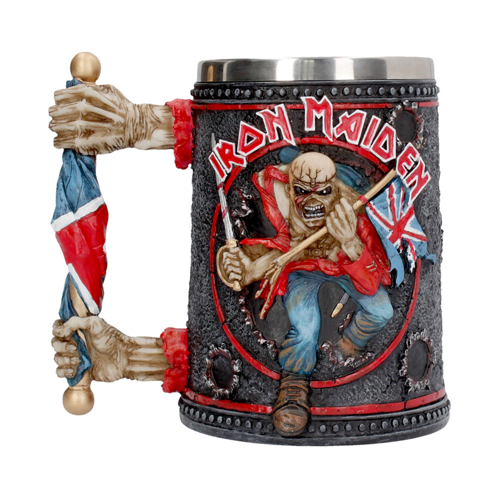 Iron Maiden - Handcrafted Tankard