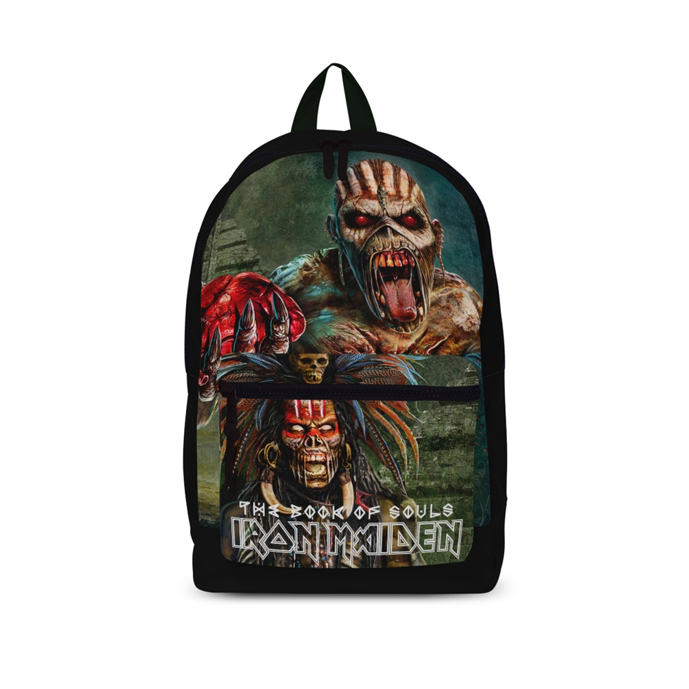 Iron Maiden - Book Of Souls (Rucksack)