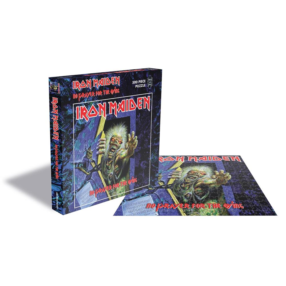 Iron Maiden - No Prayer For The Dying (500 Piece Puzzle)