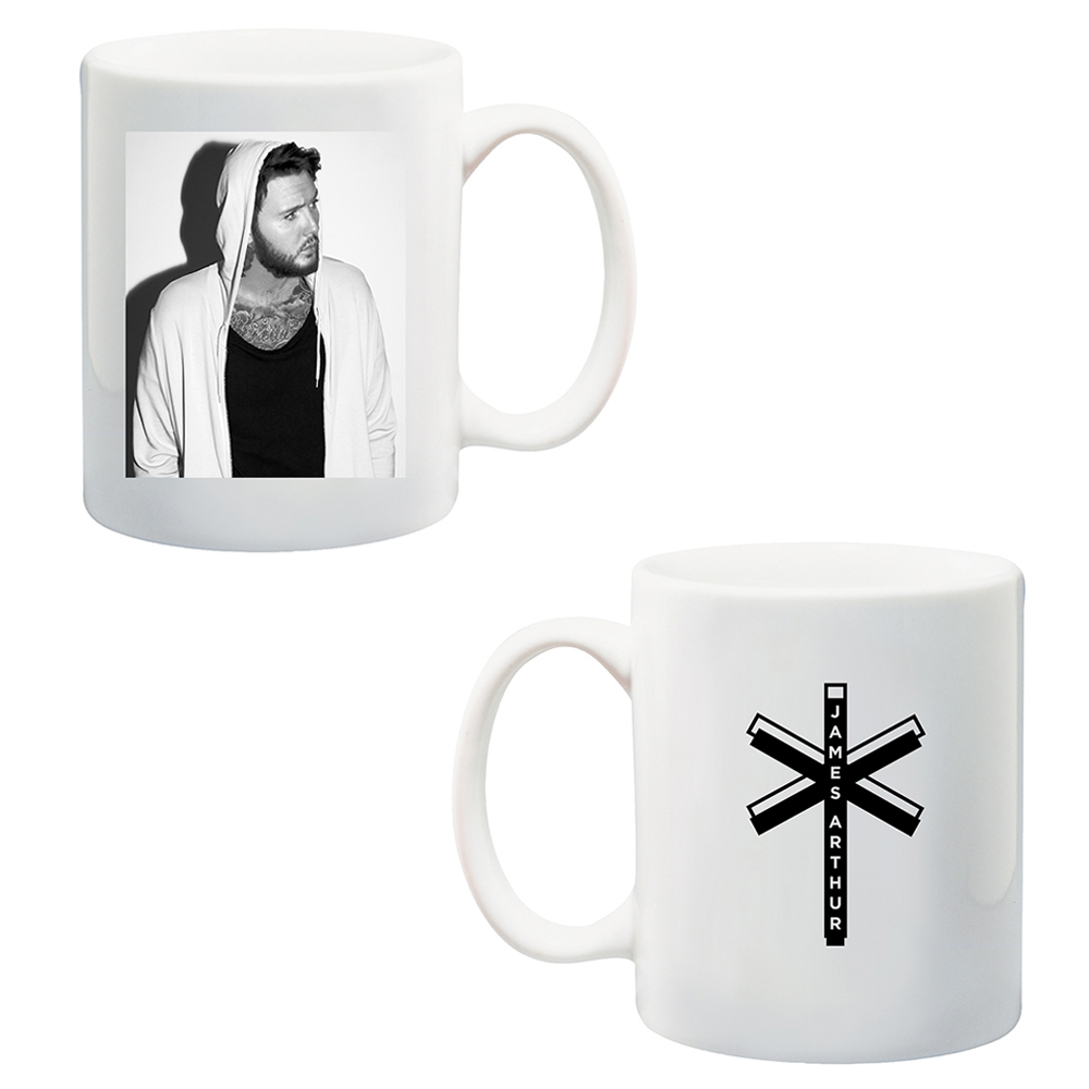 James Arthur - James Arthur Photo Mug