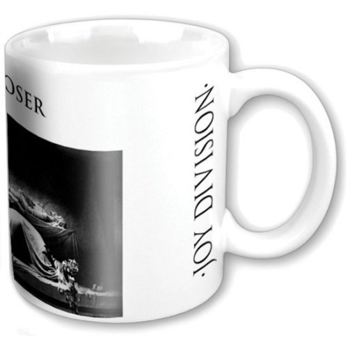 Joy Division - Closer (White)