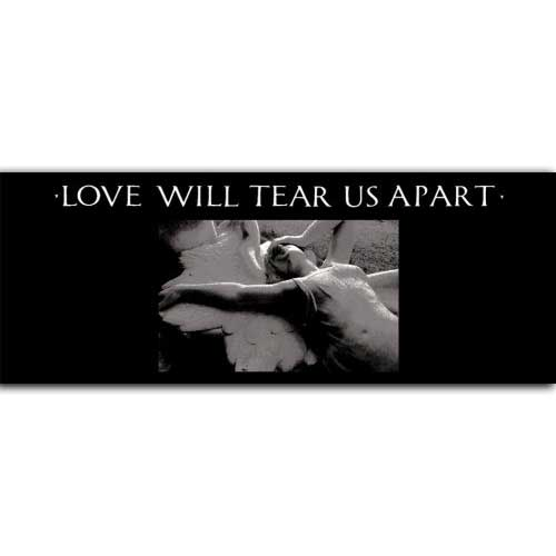 Joy Division - Love Will Tear Us Apart (White)