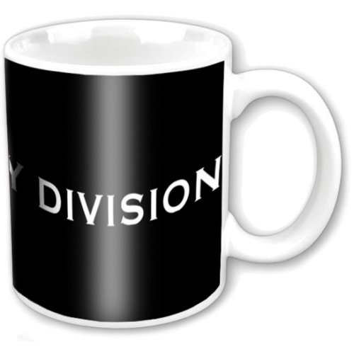 Joy Division - Logo F (White)