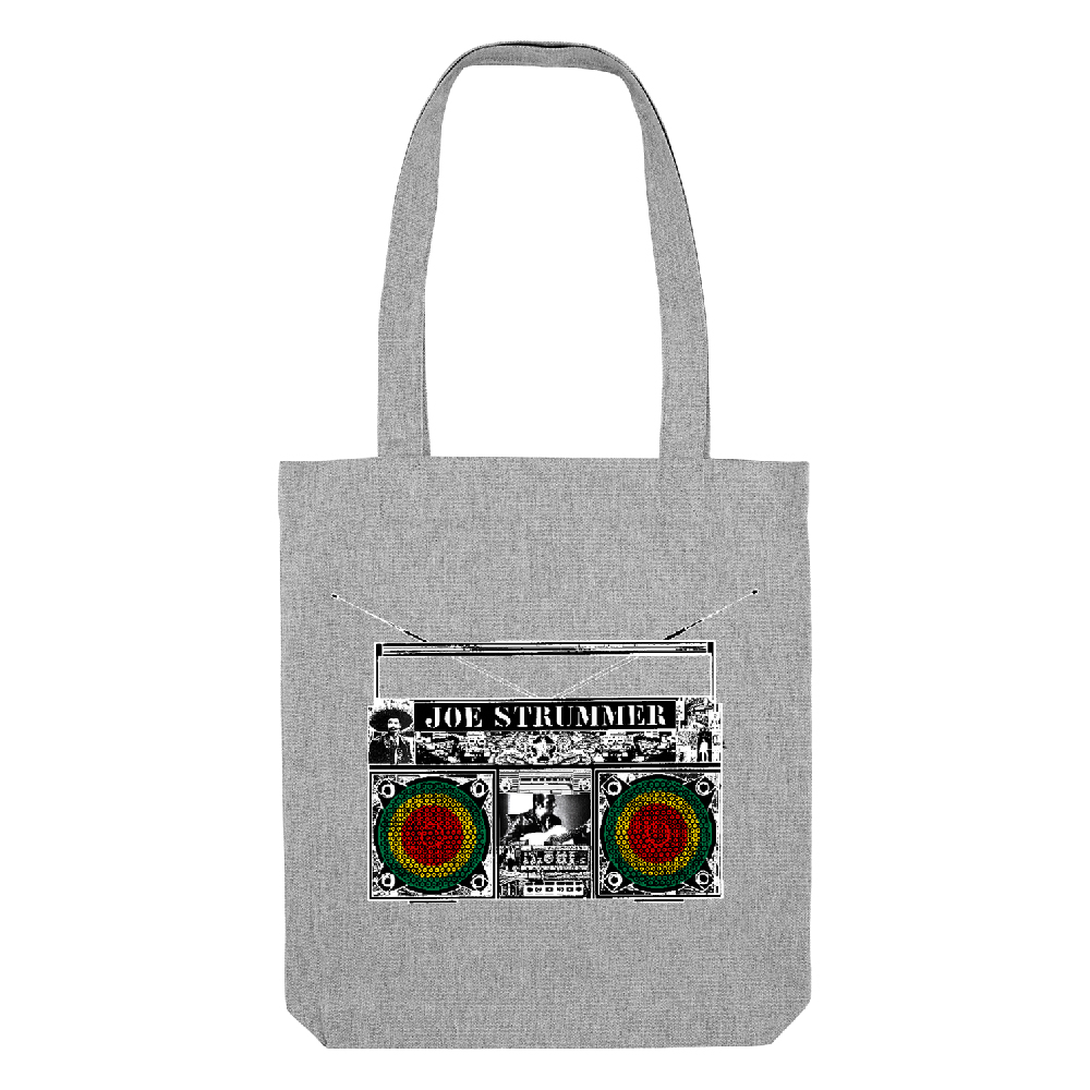 Joe Strummer - Boom Box (Heather Grey)