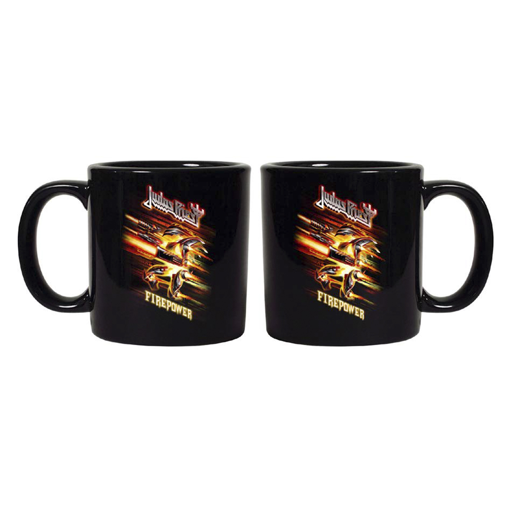 Judas Priest - Firepower Creature Mug