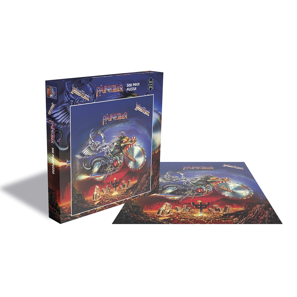 Judas Priest - Painkiller (500 Piece Jigsaw Puzzle)