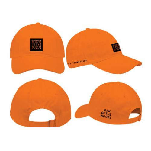Justin Timberlake - MOTW Orange Baseball Hat