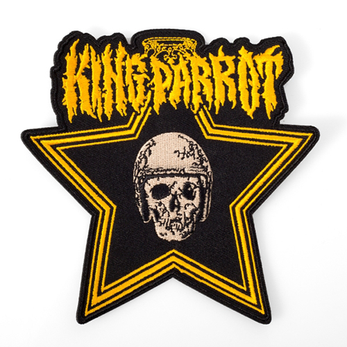 King Parrot - Numbskull Patch