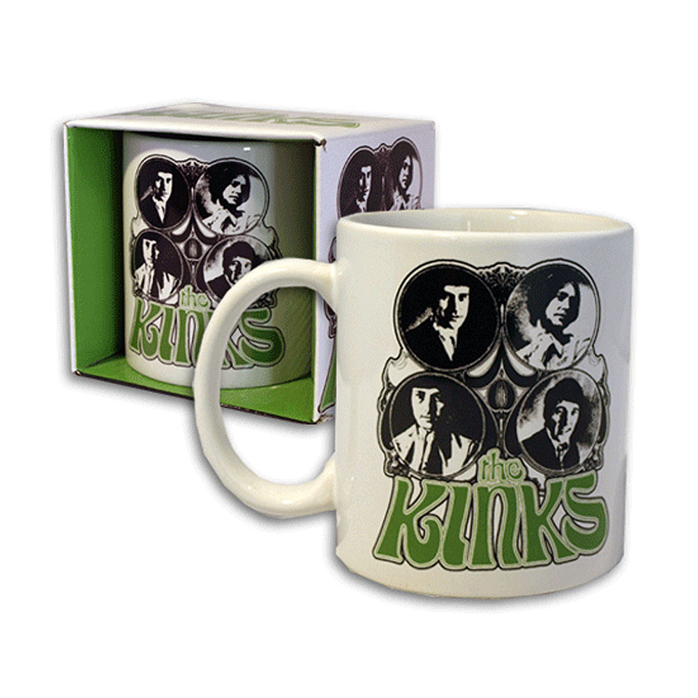 The Kinks - Something Else - White (Boxed Mug)