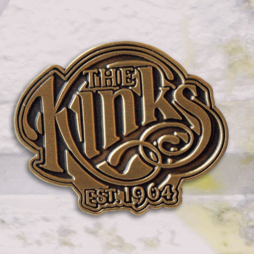 The Kinks - Est 1964 Badge