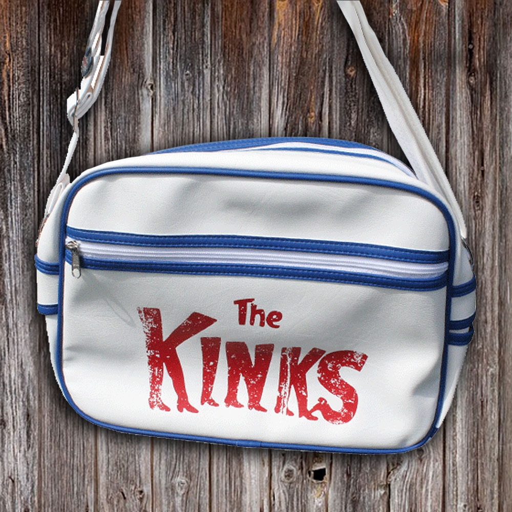 The Kinks - Boots Logo Ltd Ed Retro Bag
