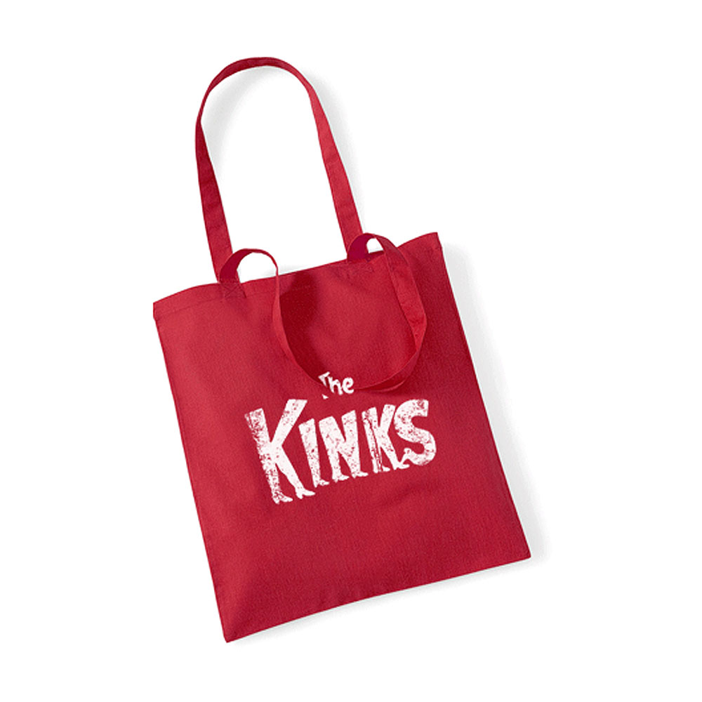 The Kinks - Kinky Boots Tote Bag (Red)