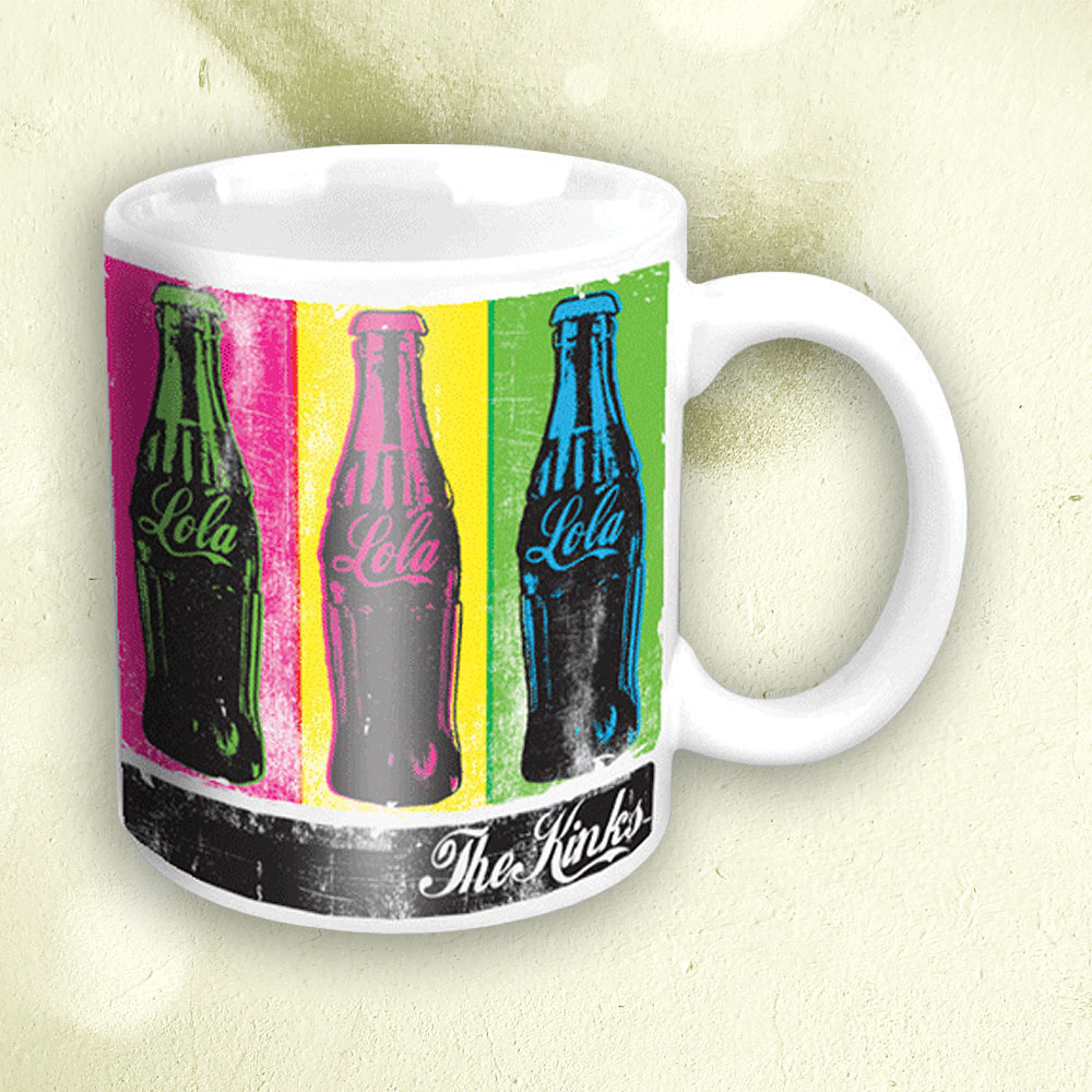 The Kinks - Lola Cola (Boxed Mug)