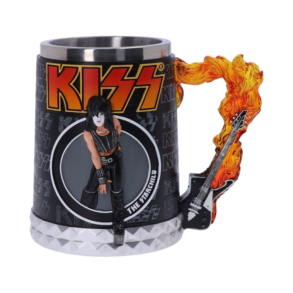 Kiss - FLAME RANGE - THE STARCHILD (TANKARD)