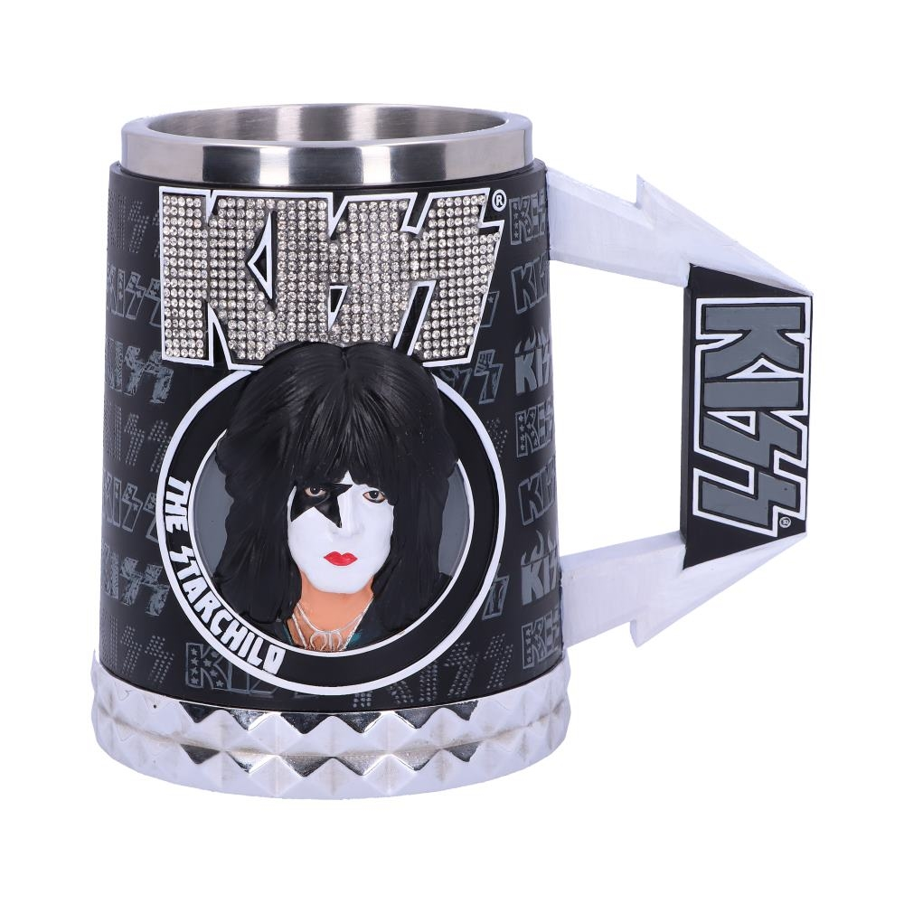 Kiss - GLAM RANGE - THE STARCHILD (TANKARD)