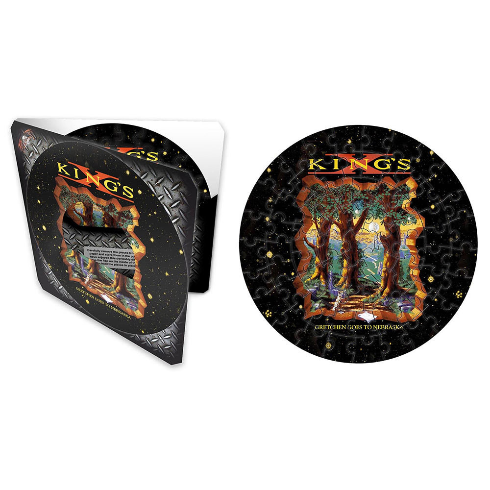 Kings X - Gretchen (72 Piece Jigsaw Puzzle)