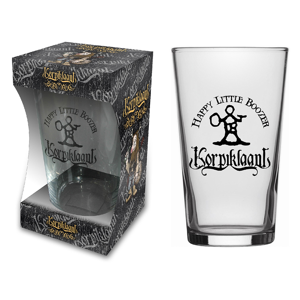Korpiklaani - Boozer (Beer Glass)