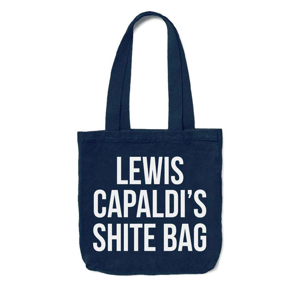 Lewis Capaldi - UK & EU Tour Tote Bag