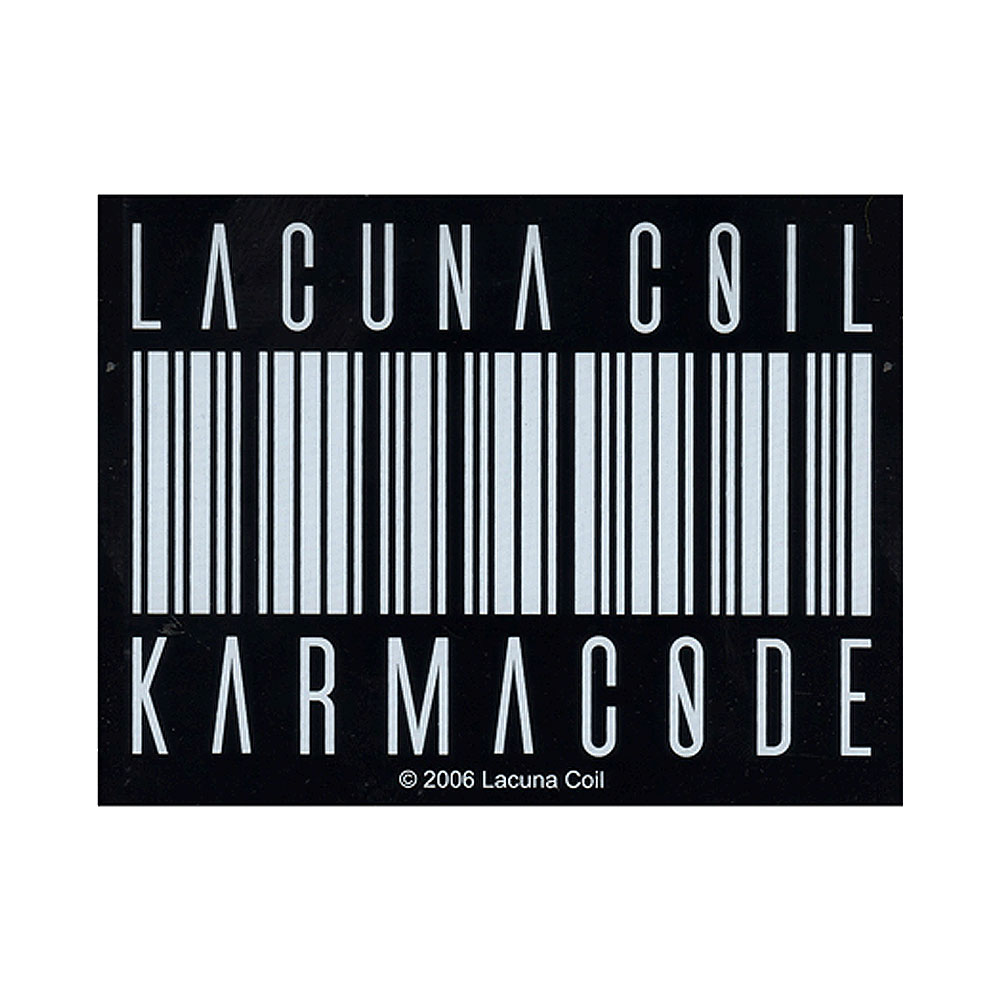 Lacuna Coil - Barcode