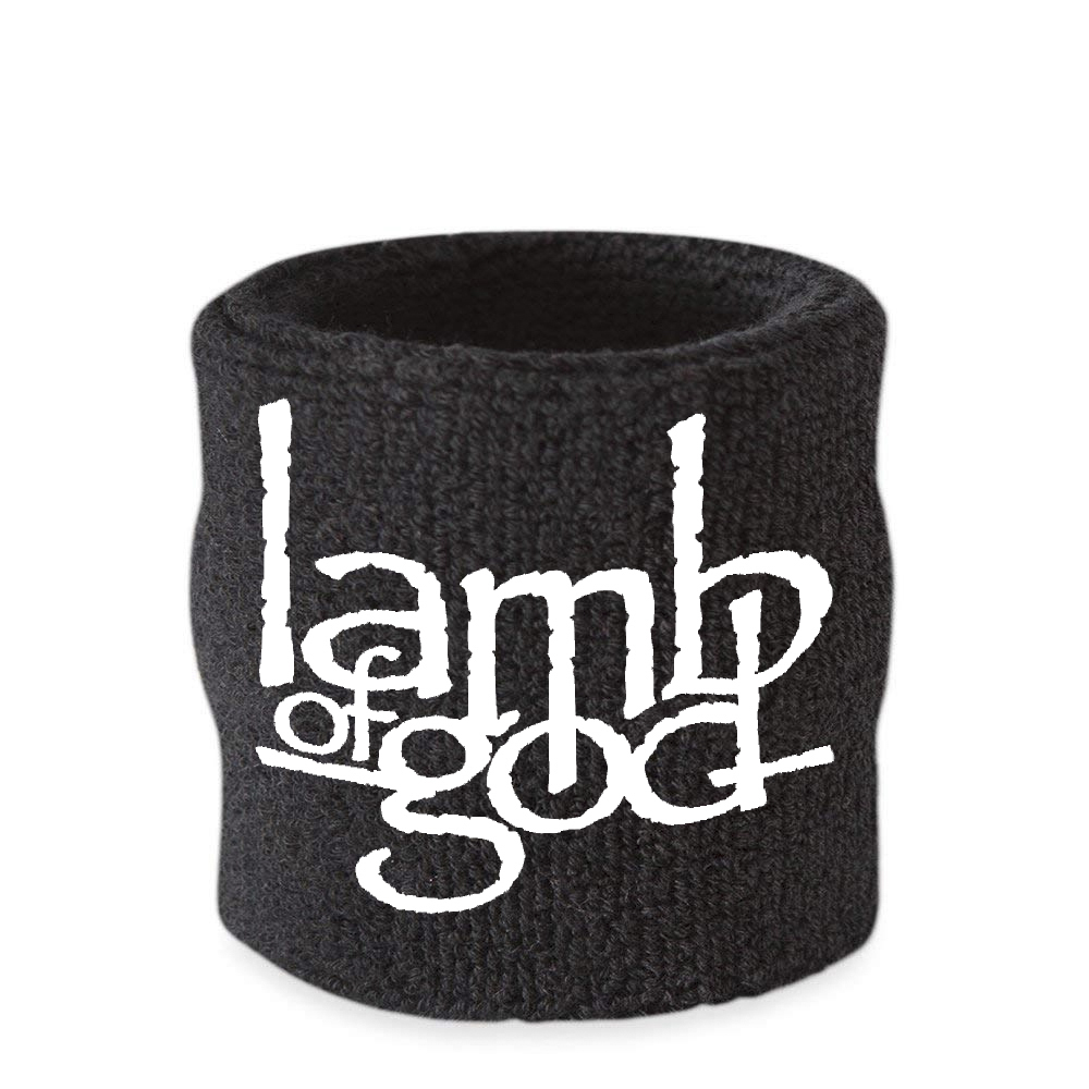 Lamb Of God -  Logo Sweatband