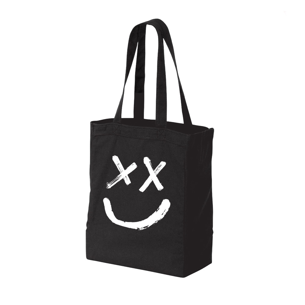 Louis Tomlinson - Smiley Tote Bag