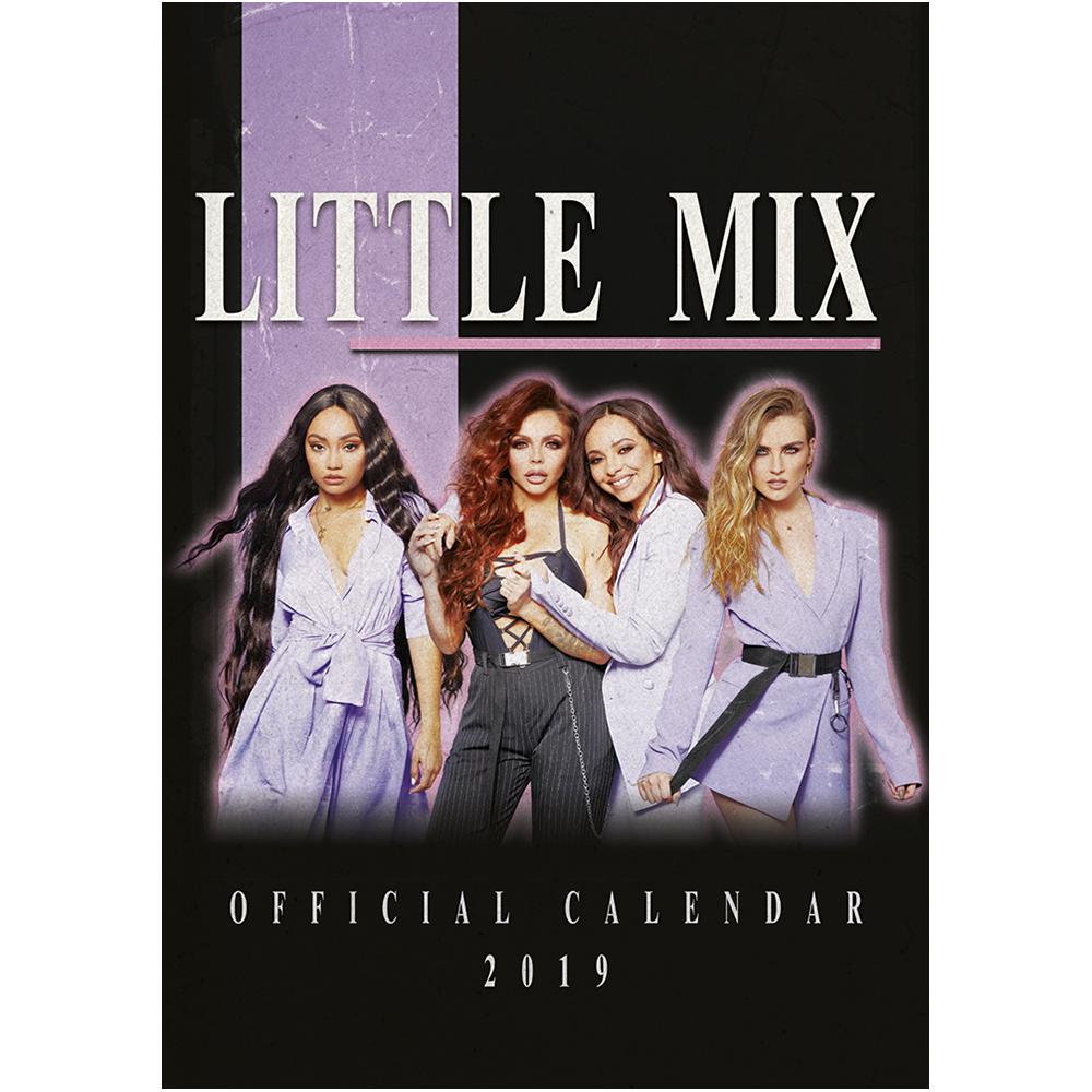 Little Mix - Official Little Mix 2019 Calendar