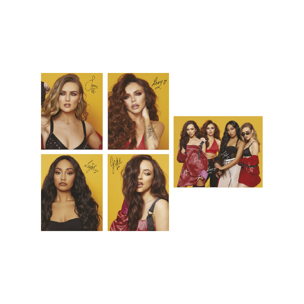 Little Mix - Little Mix Printed Signed Photo Set