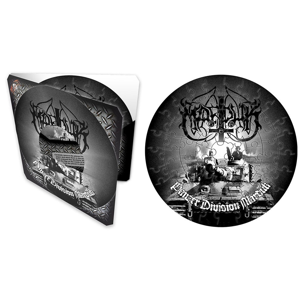 Marduk - Panzer Division (72 Piece Jigsaw Puzzle)