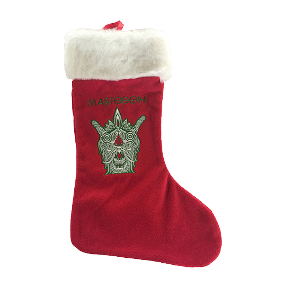 Mastodon - Xmas Stocking