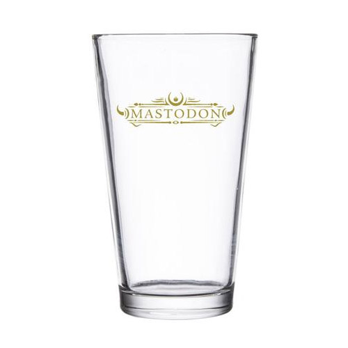 Mastodon - Emperor of Sand Pint Glass