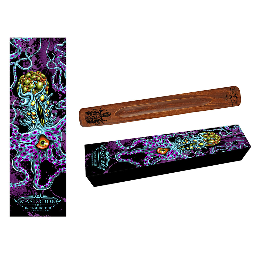 Mastodon - Octo Freak Incense Holder