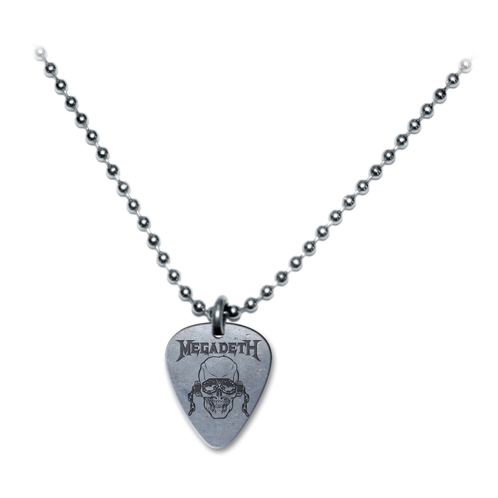 Megadeth - Vic Necklace (Limited Edition)