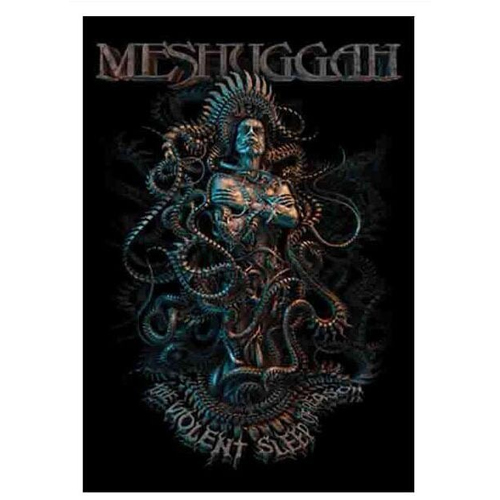 Meshuggah - The Violent Sleep (USA Import Poster Flag)