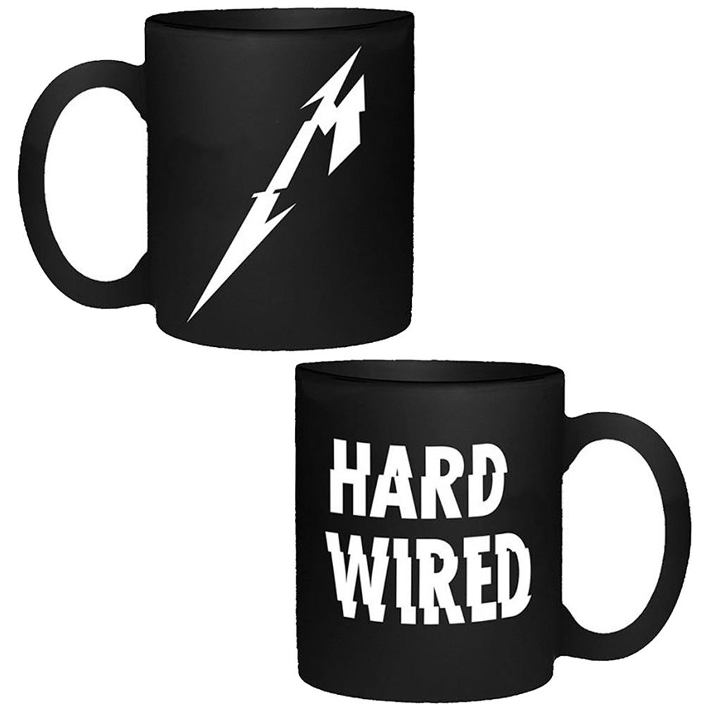 Metallica - M Hardwired (Black Mug)