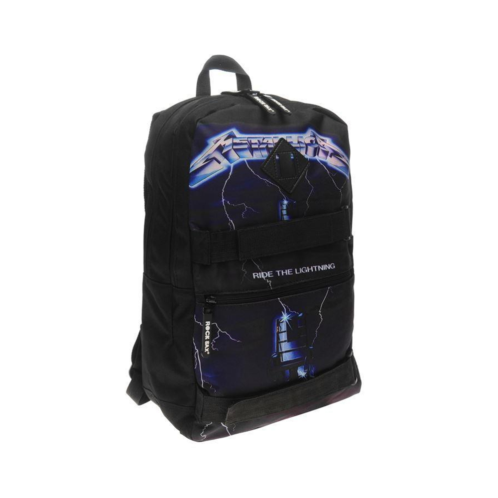 Metallica - Ride The Lightning (Skate Bag)