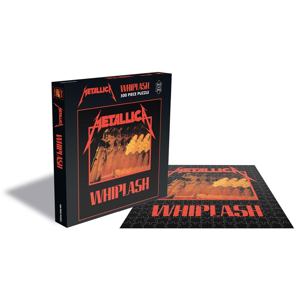 Metallica - WHIPLASH (500 PIECE JIGSAW PUZZLE)