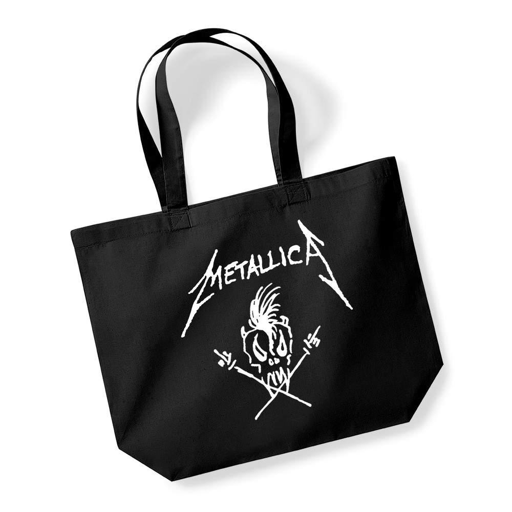 Metallica - Scary Guy Black Shopper Bag