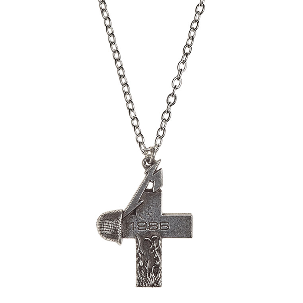 Metallica - Master Of Puppets Pendant