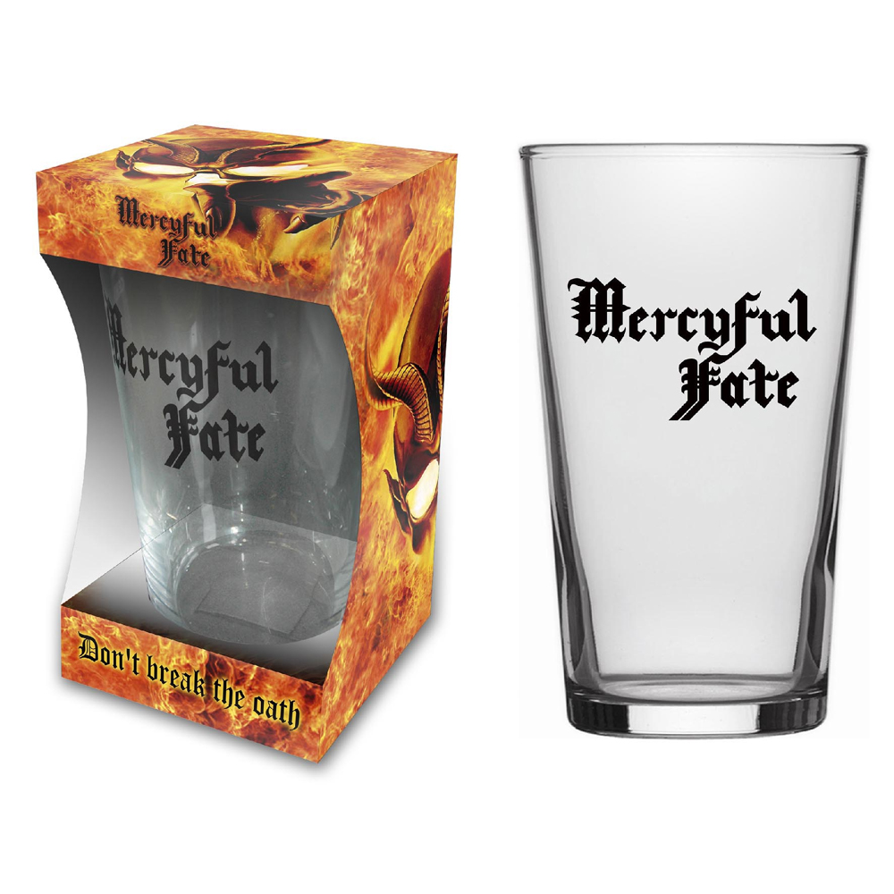 Mercyful Fate - Don't Break The Oath (Beer Glass)