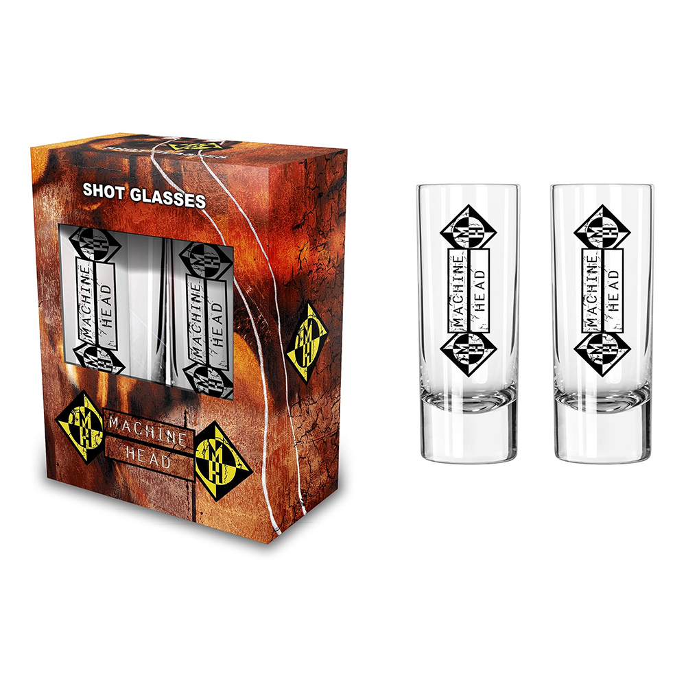 Machine Head - Burn My Eyes (Shot Glasses)