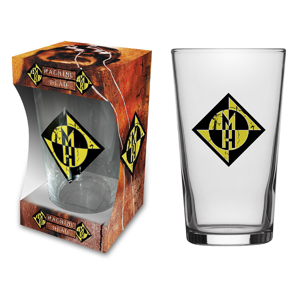 Machine Head - Burn My Eyes (Beer Glass)