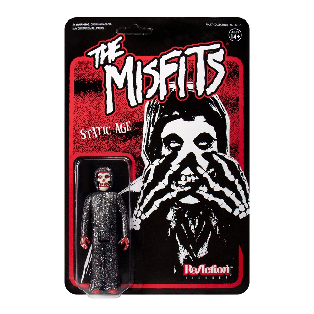 Misfits - The Fiend (Static Age ReAction Figure)