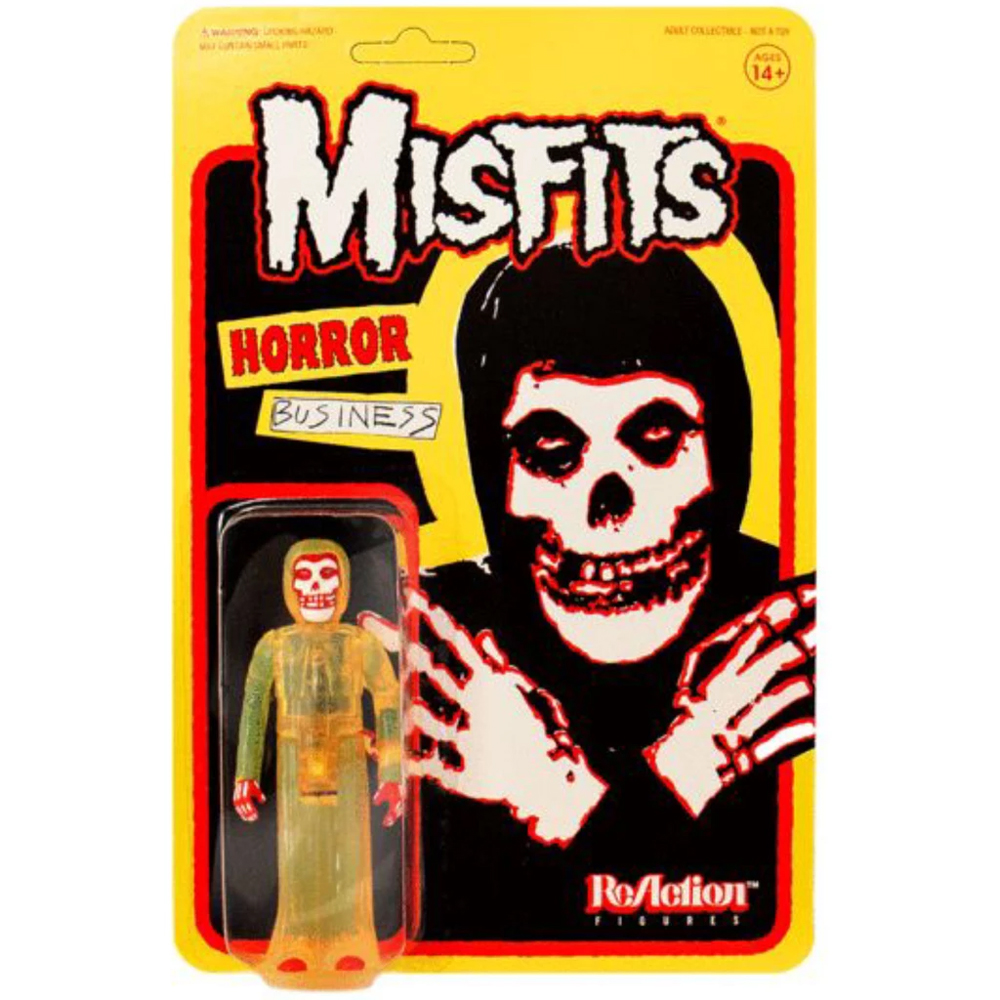 Misfits - The Fiend (Horror Business ReAction Figure)