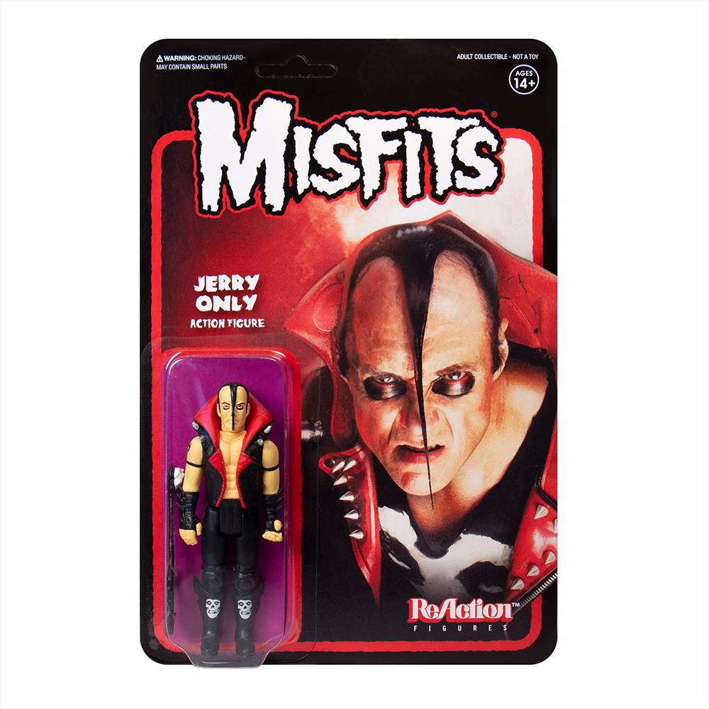Misfits -  Jerry Only (ReAction Figure)